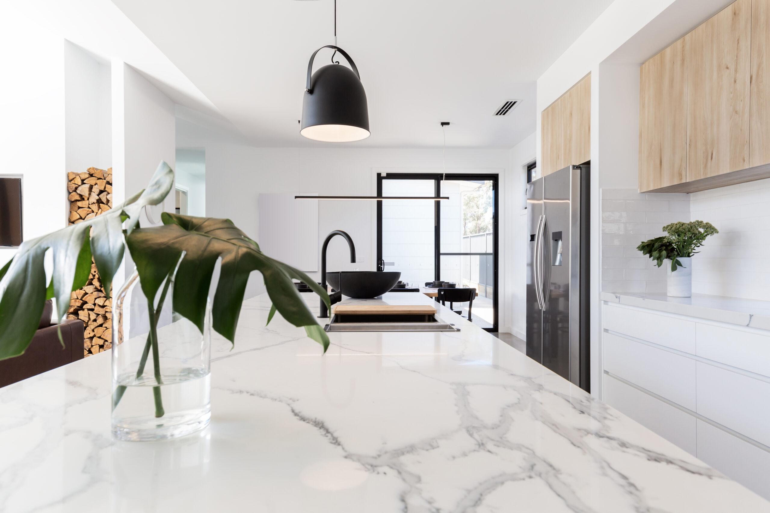 Marbel keuken