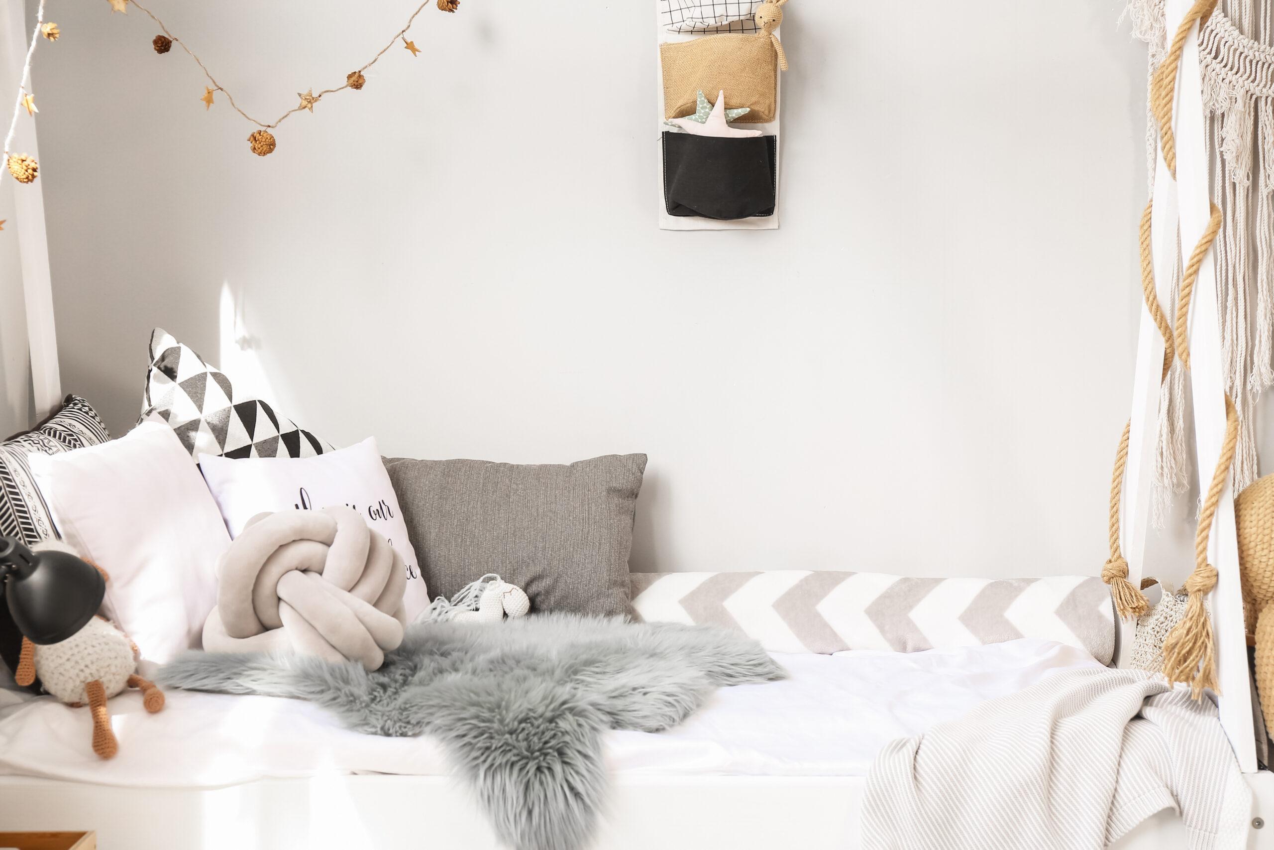 Kinde slaapkamer
